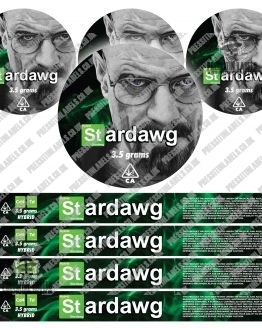 Stardawg Pressitin Labels BB Style