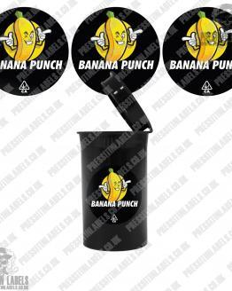 Banana Punch Pop Top Slaps