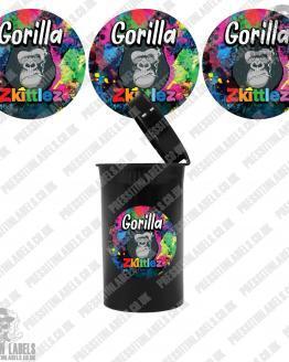 Gorilla Zkittlez Cali Pop Top Slaps