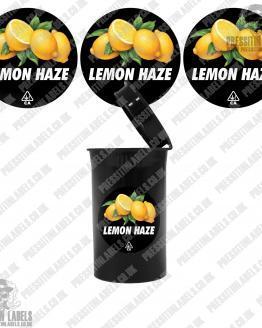 Lemon Haze Cali Pop Top Slaps