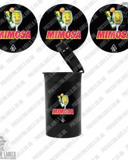 Mimosa Cali Pop Top Slaps