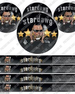 Stardawg Pressitin Labels