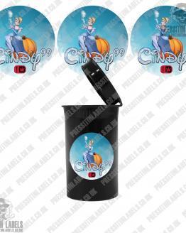 Cindy 99 Cali Pop Top Labels