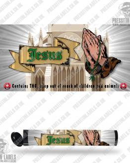 Jesus Pre Roll Labels