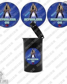 Skywalker OG Type 2 Cali Pop Top Labels