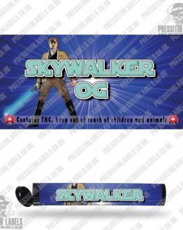 Skywalker OG Type 2 Pre Roll Labels