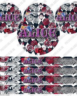 Alice Pressitin Labels
