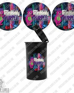 Granddaddy Purple Type 2 Cali Pop Top Slaps