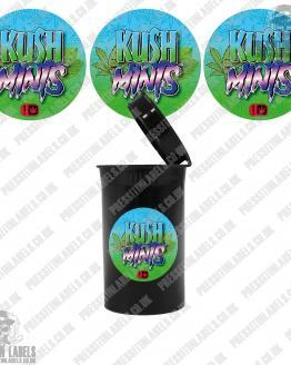 Kush Mints Pop Top Slaps
