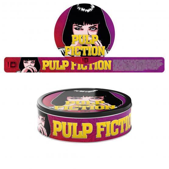 Pulp Fiction Pressitin Labels