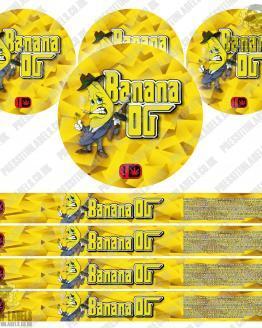 Banana OG Type 2 Pressitin Labels