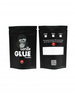 Gorilla Glue Mylar Bags