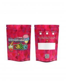 Ice Cream Cake Mylar Bags