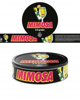 Mimosa-pressitin-labels