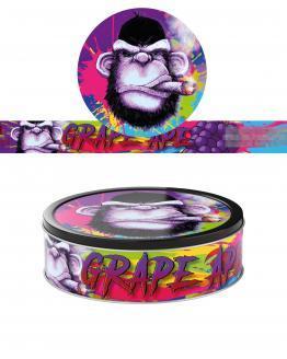 Grape Ape Pressitin Labels