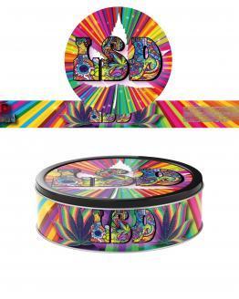LSD Pressitin Labels